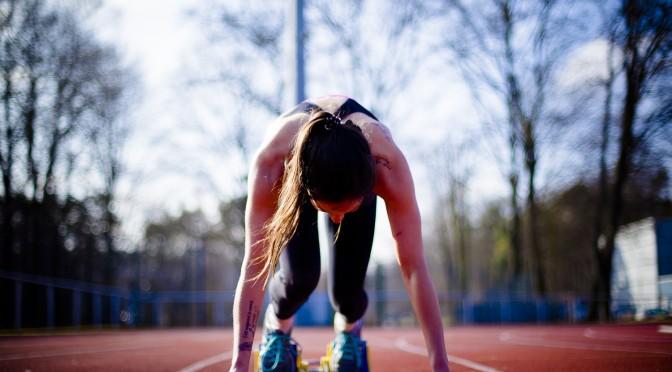 Ein Tag Leichtathletik