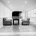 Sitzecke im Manathai Hotel