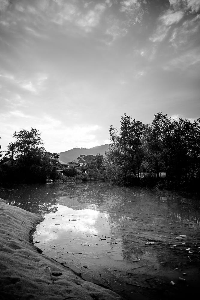 """Hier entspring ein """"Fluss"""""""