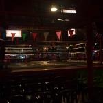 Boxarena im Rotlichtviertel von Lamai