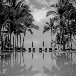 Ein Pool des Hotels