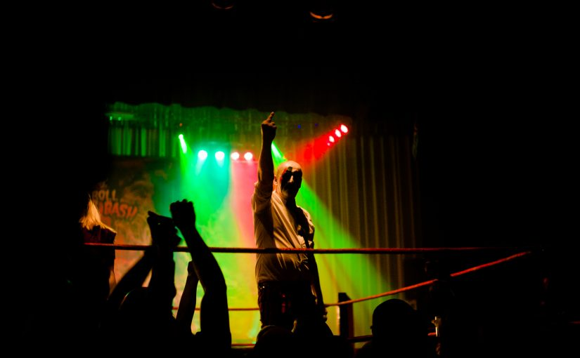 Wrestling Bash in Cologne