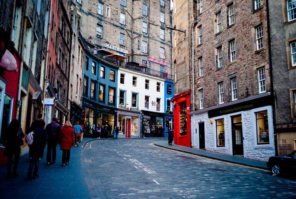 Edinburgh W Bow