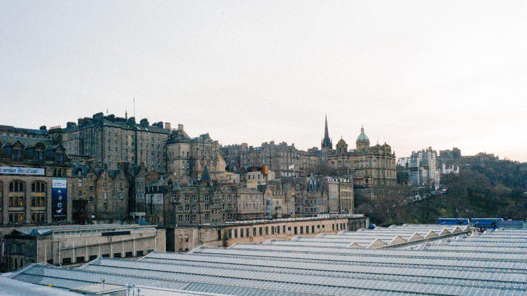Edinburgh Oldtown
