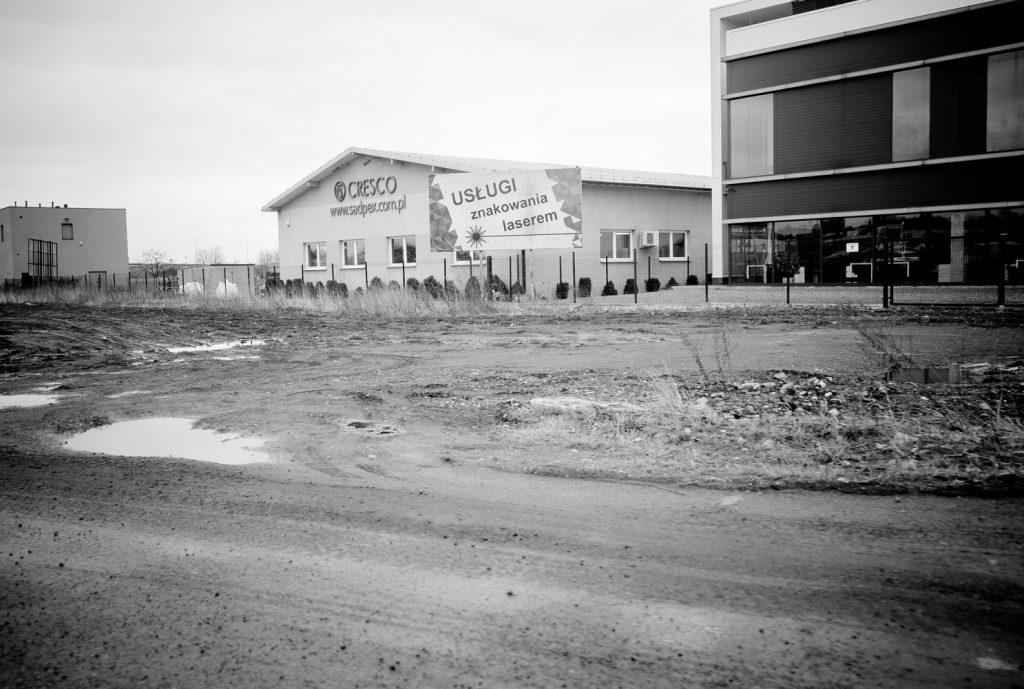 """Schlimmer Anblick eines """"Industrieviertels"""""""